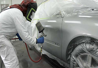 Paint and Body Shop