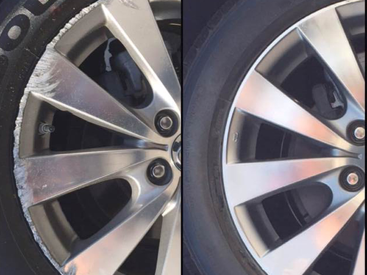 Auto Wheel Restoration Repair Metairie